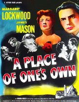 A Place of One's Own 1945 DVD - Margaret Lockwood / James Mason